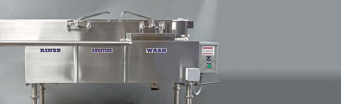 Egg Washing & Breaking Machine